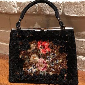 Vintage Caron of Houston TX handbag